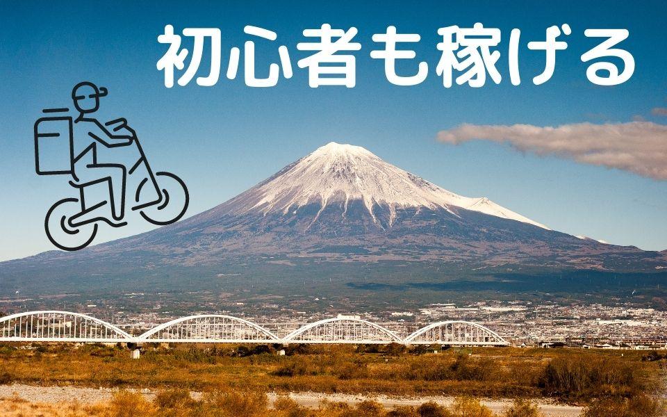 Wolt(ウォルト)静岡の配達パートナーは稼げる