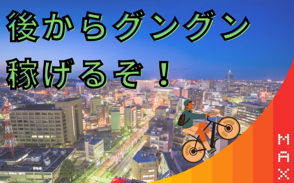 menu(メニュー)富山県の配達員の平均時給は?