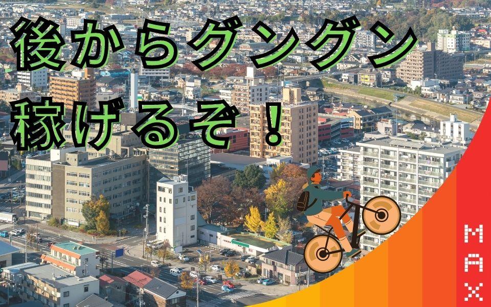 menu(メニュー)福島県福島・郡山市の配達員の平均時給は?