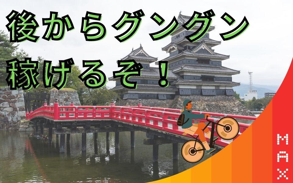 menu(メニュー)長野県上田・松本市の配達員の平均時給は?