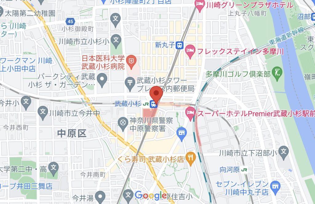 wolt_武蔵小杉