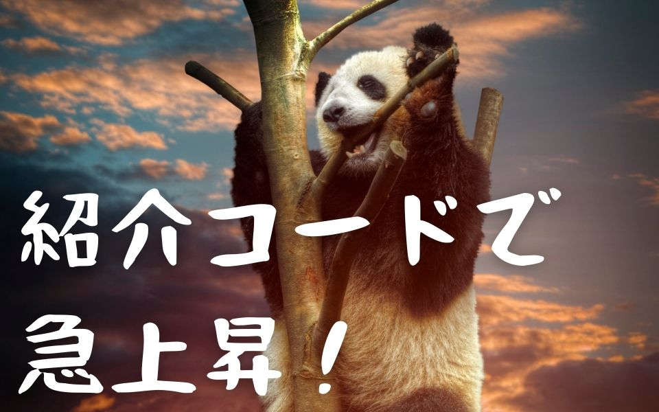 foodpanda(フードパンダ)で浜松エリア配達員になるなら紹介コード!メリットはあるの?