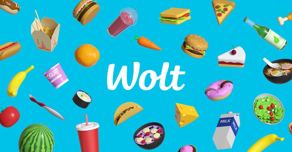 wolt_ロゴ